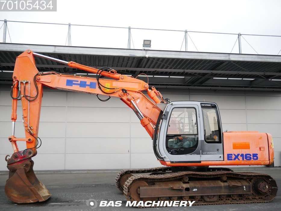 Hitachi EX165 German Dealer Machine - 2002 - image 5