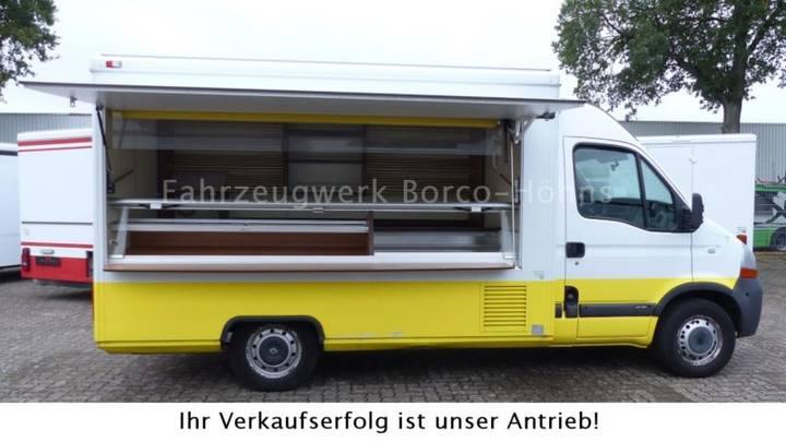 Renault Verkaufsfahrzeug Borco-Höhns - 2011