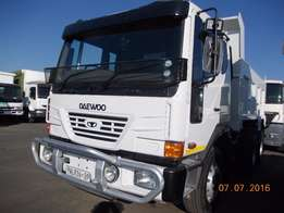Daewoo 10Cube Tipper for sale