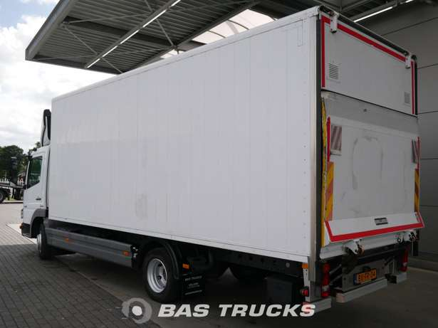 Mercedes Atego 818 L - To be Imported Lekki - image 2