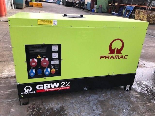 Pramac Gbw 22 - 2019