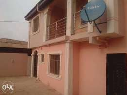Two bedroom flat new house at ait estate