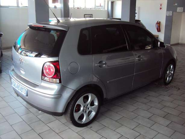 2007 VW Polo 1.8 GTi For sell R100000 Bruma - image 5