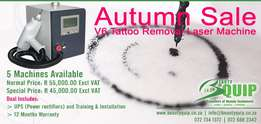 Autumn Sale !!! BRAND NEW V6 Tattoo Removal Laser Machine on Special!!