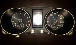 Instrument CLUSTER - From VW Golf 6R