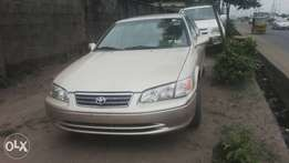 ALL view Toyota Camry 2001 model Tokunbo accident free