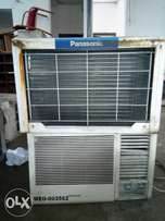 fairly used 2hp panasonic AC(window unit)