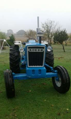 Ford 5000/5640 Tractor Witbank - image 1