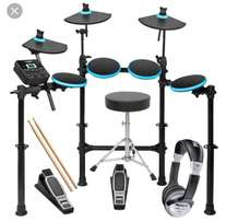 Electric drum set. DM LITE KIT. {ALEXIS}