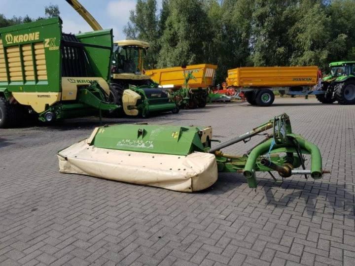 Krone AM 243 CV m.Aufber. - 2003