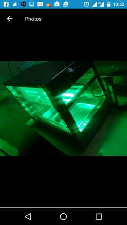 Electric chips warmer with regulated thermostat Kahawa sukari - image 1