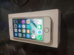 Apple iphone 5s gold 16gb box and accessories