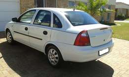 Opel Corsa Classic 1.6 Comfort - Excellent Condition!!!