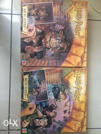 2 Harry Potter 300 and 260 pic puzzles Alberton - image 1