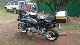 BMW GS 1200 LC Full Spec