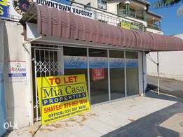 Shop to let Overport