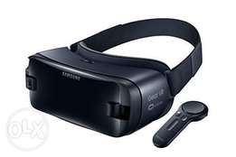 Samsung Gear VR with controller Galaxy Note 8