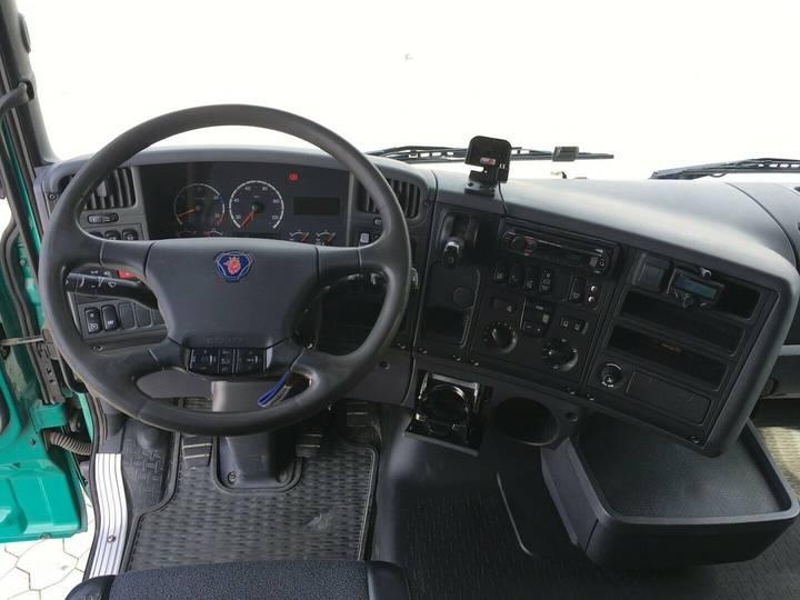 Scania R500 6x2 HMF 2000 L2 Baustoff Greiferleitung V8 - 2007 - image 12