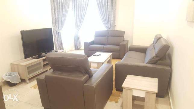 Salmiya - Nice Fully Furnished 3 Bedrooms Apartment / Rent 600 KD