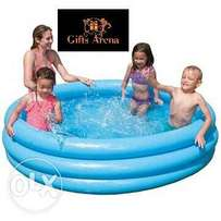 Intex 3-Layer Pool + Pump