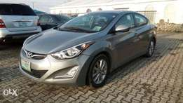 Bought Brand New Nig Used 2014 Hyundai Elantra GLS With Rev Camera.