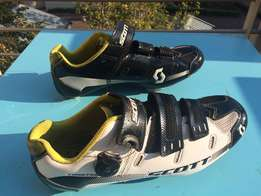 Scott Carbon Road Shoes - Team issue