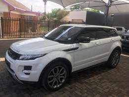 Land Rover Range Rover Evoque SD4 Dynamic for sale