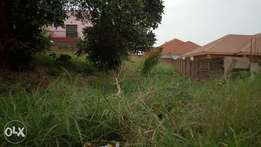 30 decimals prime plot in Najjera for sale at 220m