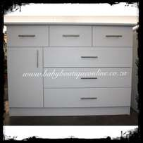 Large Compactum With 3 Top Drawers