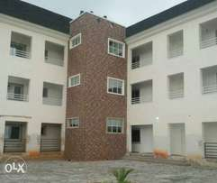 New 2bedroom flat Katampe ext