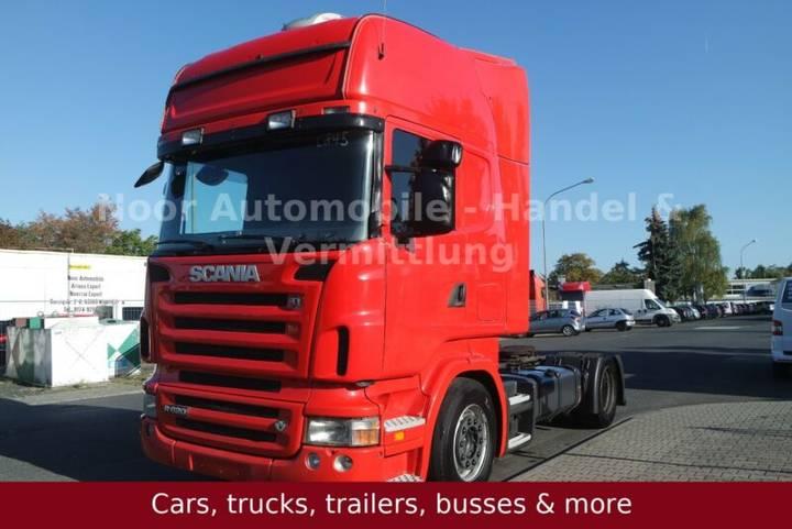 Scania R620 LL V8 Topline *Alle-Extras *Retar. *Euro4* - 2007