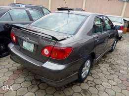 Toyota corolla sport edition 2004 model