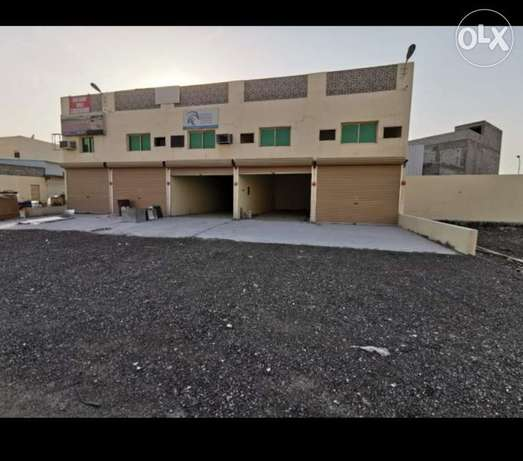 Work shop for rent in hamala