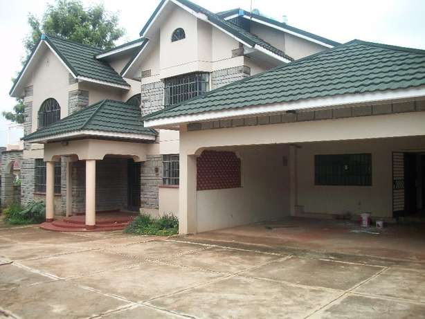 Very spacious 4 bedroom to let at Muthaiga North. Muthaiga - image 1