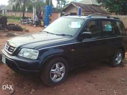 Very clean Honda CRV 1997, in a buy and drive condition, first body.