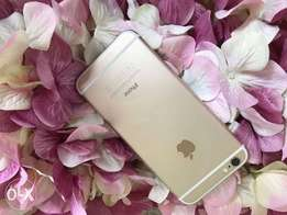 iPhone 6 64gig gold unlocked New in box comes with everything