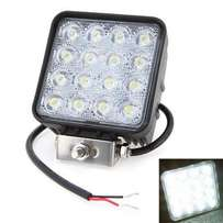 Led Spots 48 watt for off road vechiles , Boats working light- 5 avail