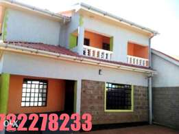 A good deal 4 br house for sale at Ruiru estate