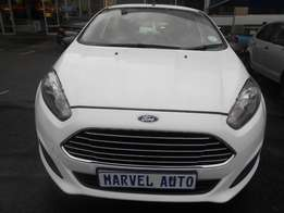 2015 Ford Fiesta 1.4 For R150,000