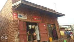Commercial house on urgent sale generates gd money mothly kireka