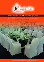 Functions and Events Hire