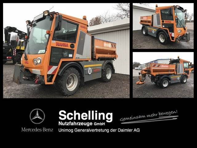 Hansa Apz 1003 H - Gemeiner - Euro 5 - 2009
