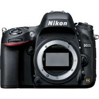 Nikon D600 DSLR Body Only