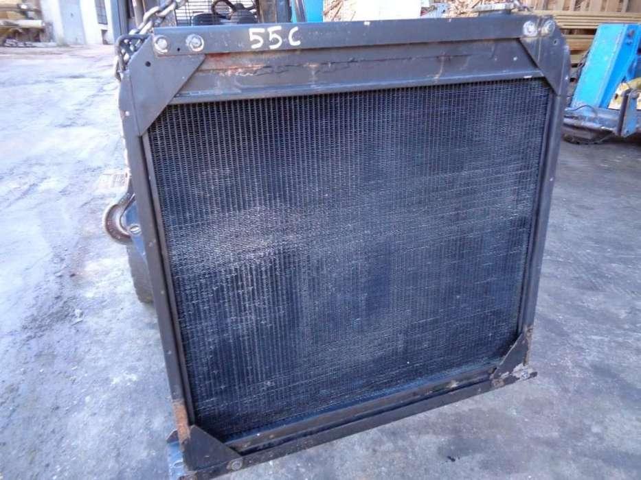 Hanomag Engine Cooling Radiator For