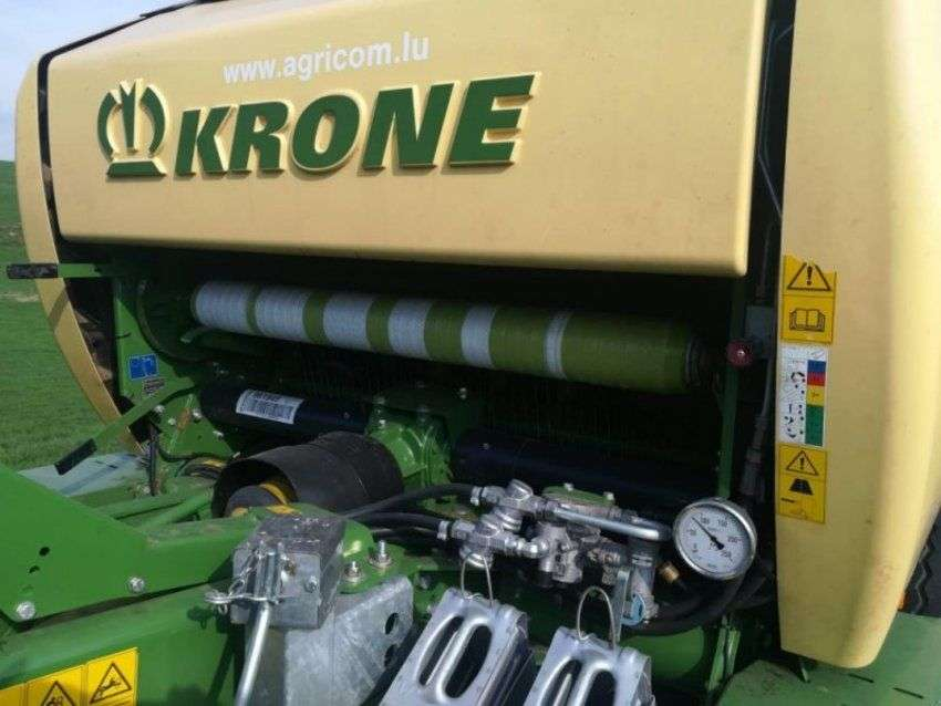 Krone comprima v 150 cs xtreme - 2017 - image 2
