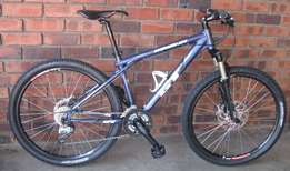 "GT Avalanche pro 26"" mountain bike."
