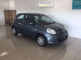 Nissan Micra 1.5 Dci Acenta 5dr (d70) for sale in Western Cape