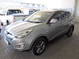 Grey Hyundai ix35 2.0 Premium 4x2 with 65533km available now!