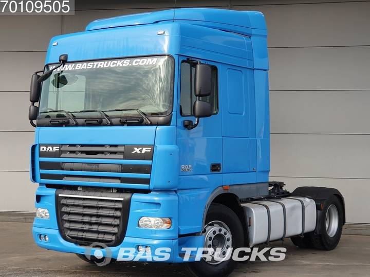 DAF XF105.460 4X2 Manual Intarder Euro 5 - 2012