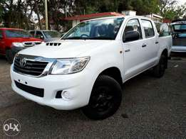 Toyota Hilux double cab 2011 KCP